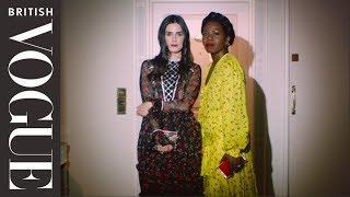 A Night Out with Vogue and Estée Lauder's Double Wear | British Vogue & Estée Lauder