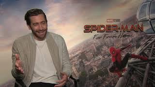 SPIDER-MAN: Far From Home Cast & Crew Junket Soundbites    #SocialNews.XYZ