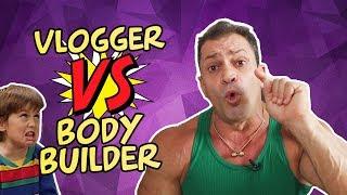 Vlogger vs Bodybuilder   Glutamina, Limão e Gratidão