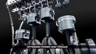 Motores de Combustión Interna en funcionamiento - [Animacion CAD]