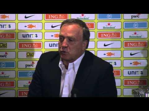 Dick Advocaat prijst Frank de Boer