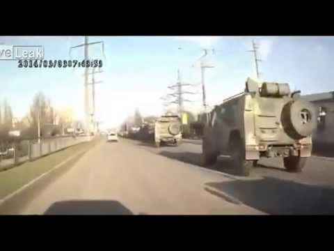 Крым  Русские идут! RUSSIAN ARMY IN CRIMEA COMPILATION