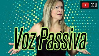 PASSIVE VOICE: Voz Passiva Em Inglês