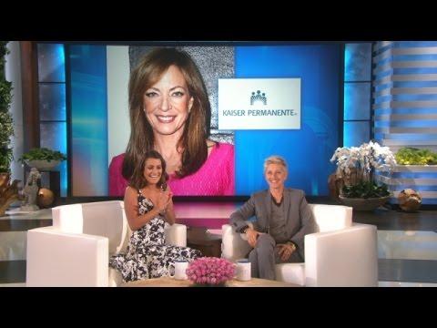 Lea Michele Guesses Celebrity Voices