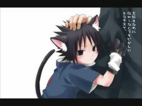 Sasuke Wearing Cat Ears! - YouTube | 480 x 360 jpeg 13kB