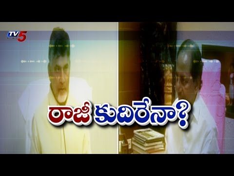 Water and Power Fight B/w AP and TS : TV5 News