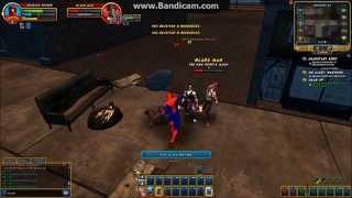 The Amazing Spiderman 2 - Champions Online