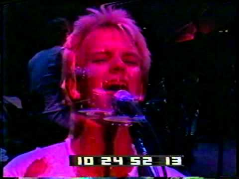 Sting - O My God