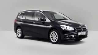 The New BMW 2 Series Gran Tourer
