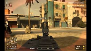 Battlefield Play4Free M60 Commentary