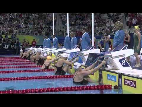 2011 -- FINA Swimming World Championships -- Women -- 4X100M Medley