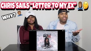 Download Lagu Chris Sails - Letter To My Ex (official audio) | REACTION!!!! Gratis STAFABAND