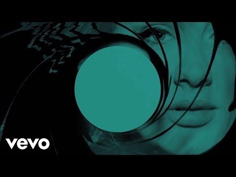 Adele - Skyfall (Lyric Video) Music Videos