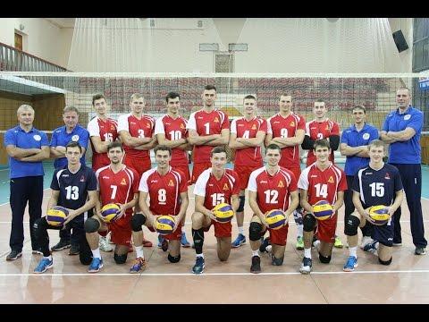 Волейбол. Чемпионат Украины Локомотив - Барком-Кажаны 1 матч