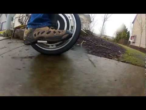 SBU V3 (Self Balancing Unicycle)