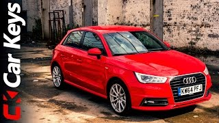 Audi A1 Sportback 2015 review - Car Keys