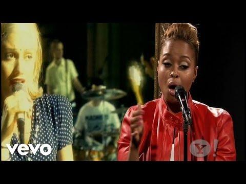 Chrisette Michele - Don't Speak (live)