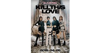 Cara download lagu blackpink - kill this love