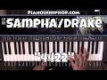 Piano Lesson | Sampha/Drake | 4422