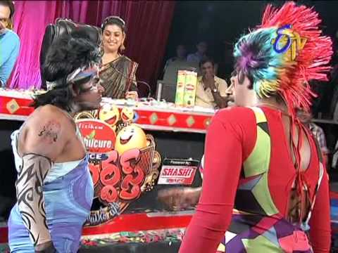 Jabardasth - జబర్దస్త్ - Venu wonders Performance on 17th July 2014