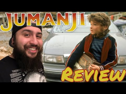 Jumanji - Movie Review