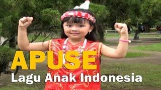 Lagu Anak APUSE - Lagu Anak Indonesia APUSE 🔥 TERBARU ● Full HD