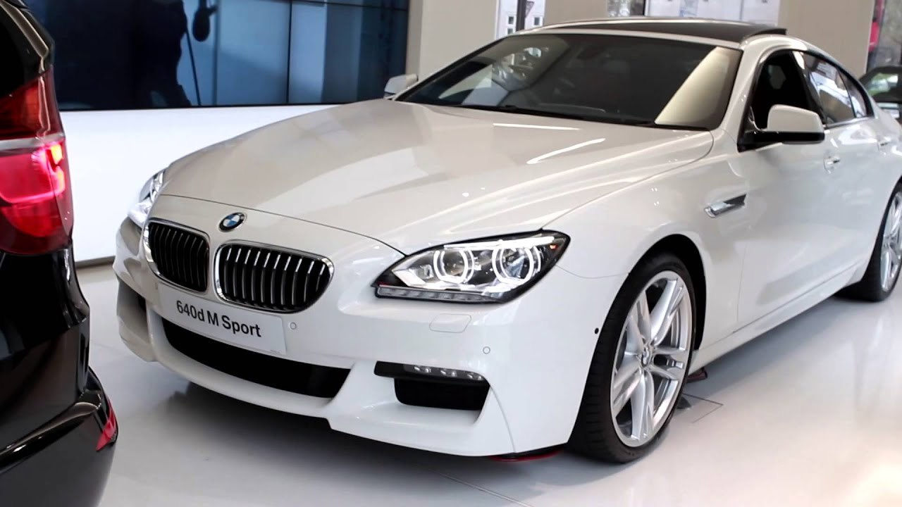 brand new 2014 bmw 6 series 640d in detail 1080p hd. Black Bedroom Furniture Sets. Home Design Ideas