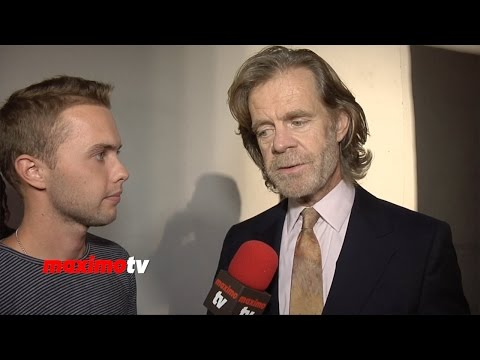 Wiliam H. Macy on Selena Gomez, Shameless, Directing, Eva Longoria | Interview thumbnail