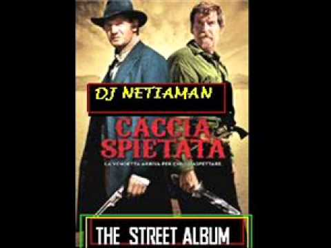 NETIAMAN -MYLIFE EXCLUSIVE REMI-X----#  THE SAGA CONTINUE ## CACCIA SPIETATA STREET ALBUM