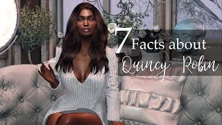 #SecondLifeChallenge - Seven Second Life Facts About Quincy