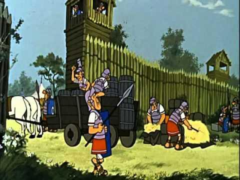 Crtani Filmovi - Asterix Gal 1967.