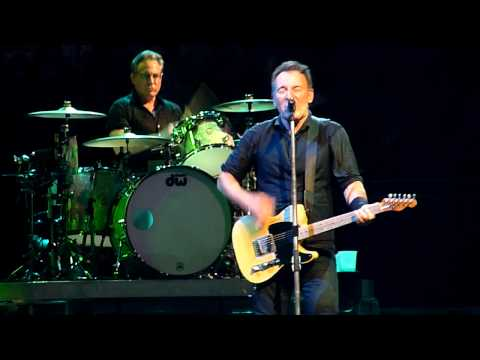 Born In The USA - Bruce Springsteen - Sydney Allphones - 22-03-2013
