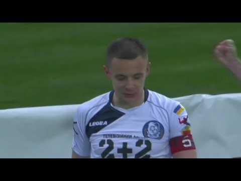 Черноморец - Александрия  1:0 Обзор матча 16.04.2017