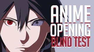 ► ANIME OPENING BLIND TEST/QUIZ #2