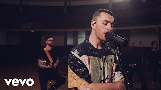 Download Lagu Sam Smith - Burning (Live From The Hackney Round Chapel) Gratis STAFABAND