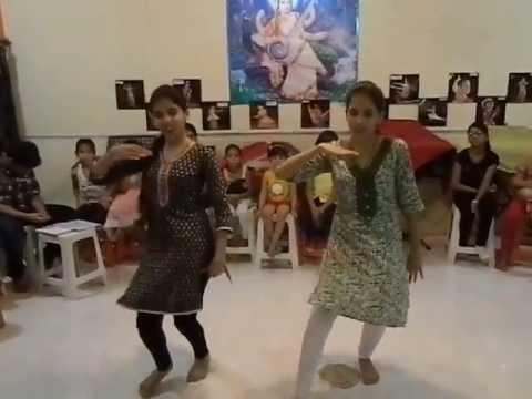 dance aplam chaplam by mitali and nitali