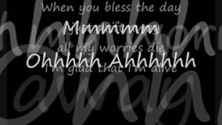 Celine Dion I'm alive lyrics