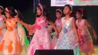 Salalah Eid meet 2015   Arabic dance