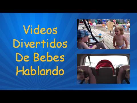 Videos Divertidos De Bebes Hablando Videos Bebes Graciosos