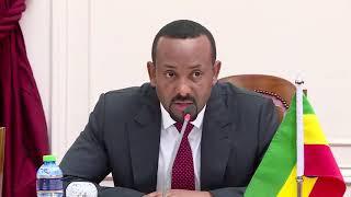 Ethiopia:-Prime Minister Dr. Abiy Ahmed, Kenya's visit