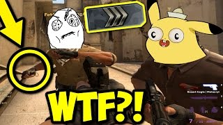 RETARD SILVER MOMENTS - CS:GO FUNNY MATCHMAKING