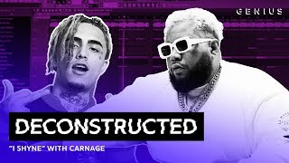 "The Making Of Lil Pump's ""i SHYNE"" With Carnage 