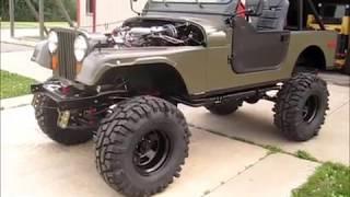 Jeep CJ-7 Rebuild
