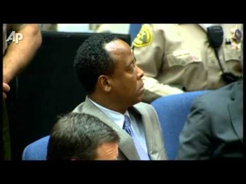 Raw Video: Jackson Doctor Found Guilty