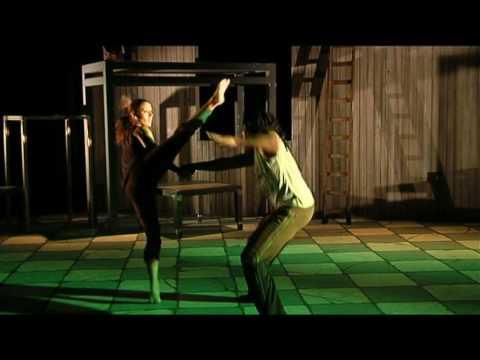Aankondiging Ideals Danstheater Aya 2010 video