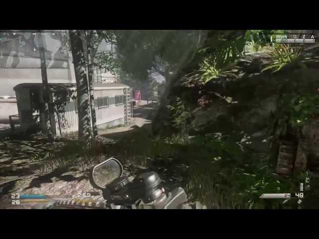 Call of Duty Ghosts Multiplayer 12 : Oddziały cz 3