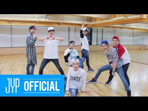 "GOT7 ""I Like You(난 니가 좋아)"" Dance Practice #2 (Boyfriend Ver.)"