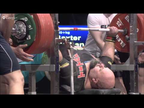 2015 IPF World Bench Press Championships - Men 120+ kg
