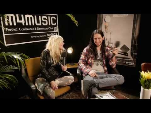 Gianni and Sarah Interview @ m4music Festival 2013