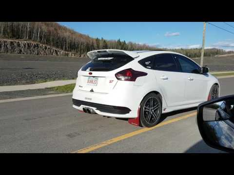 2016 Focus ST Stratified Crackle and pop